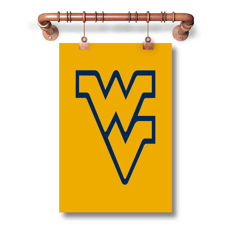 West Virginia Mountaineers Poster Wall Decor