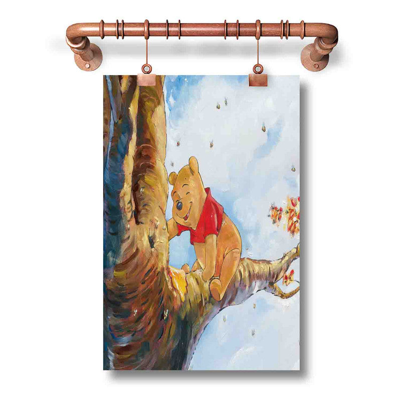 Winnie The Pooh Popular New Poster Wall Decor