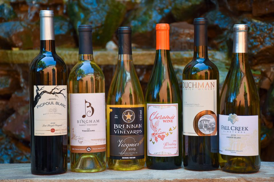 Forbes: Around The World With Texas White Wine