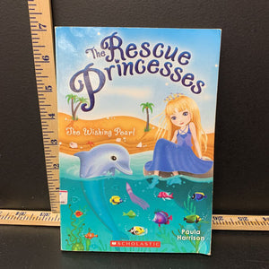 The Wishing Pearl (The Rescue Princesses) (Paula Harrison) -series