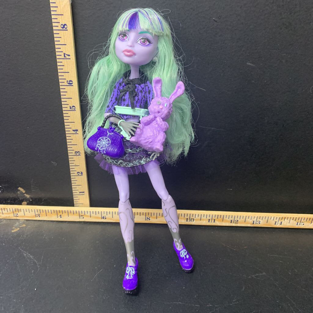 Collectible 13 Wishes Twyla doll