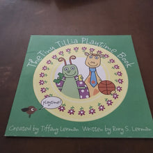 Load image into Gallery viewer, the tiny tilla playtime book (Tiffany & Rory Lerman) -paperback