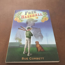 Load image into Gallery viewer, Free baseball (Sue Corbett) -chapter