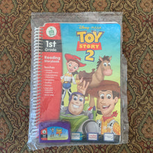 Load image into Gallery viewer, First Grade LeapPad Book: Toy Story 2