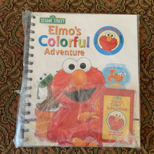 Load image into Gallery viewer, Elmo's Colorful Adventure