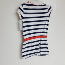 Load image into Gallery viewer, striped polo dress