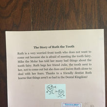 Load image into Gallery viewer, Ruth the Tooth (Jeannie Daniels Felts) - Paperback