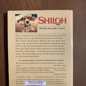Shiloh (Phyllis Reynolds Naylor) -series