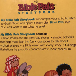 My Bible Pals Storybook: -religion