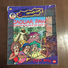 Load image into Gallery viewer, jaguar paw ( LC & the critter kids) -character