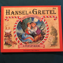 Load image into Gallery viewer, hansel & gretel -pop up