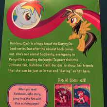 Load image into Gallery viewer, Rainbow Dash and the Daring Do Double Dare (My Little Pony) (G.M. Berrow) -series