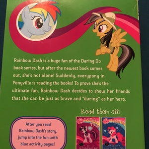 Rainbow Dash and the Daring Do Double Dare (My Little Pony) (G.M. Berrow) -series