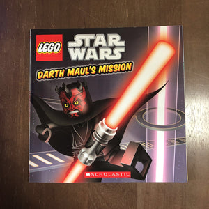 Lego Star Wars Darth Maul's mission -character
