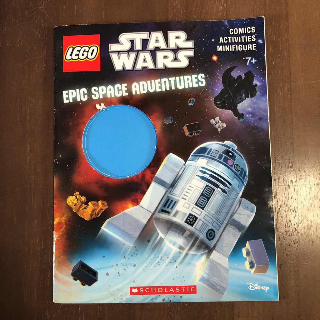 Epic Space Adventures lego star wars -special