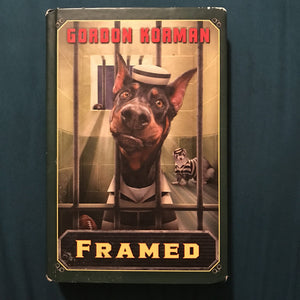Framed (Swindle) (Gordon Korman) -series