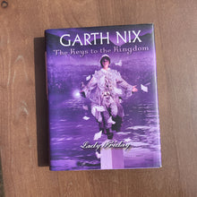 Load image into Gallery viewer, Lady Friday (The Keys to the Kingdom) (Garth Nix) -series
