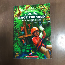 Load image into Gallery viewer, Rain Forest Relay (Race to the wild) (Kristen Earhart) -series