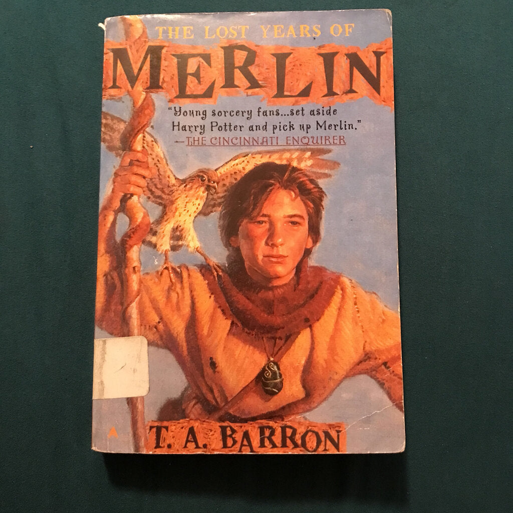 The Lost Years of Merlin (T.A. Barron) -chapter