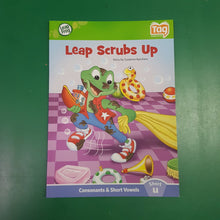 "Load image into Gallery viewer, ""Leap Scrubs Up"" Tag Reader"