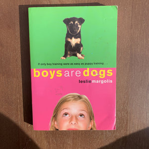Boys are Dogs (Leslie Margolis) -chapter