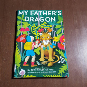My Father's Dragon (Ruth Stiles Gannett) -chapter