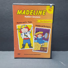 Load image into Gallery viewer, Madeline Madeline's Adventures-episode