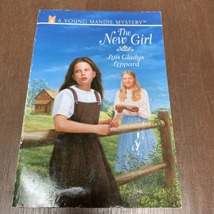 The New Girl (Young Mandie) (Lois Gladys Leppard) -series