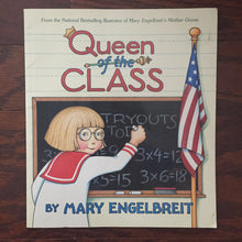 Load image into Gallery viewer, Queen of the Class -paperback