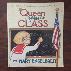 Queen of the Class -paperback