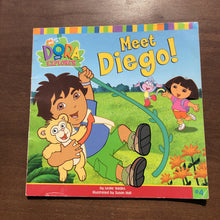 Load image into Gallery viewer, Meet Diego! (Dora the Explorer)-Character