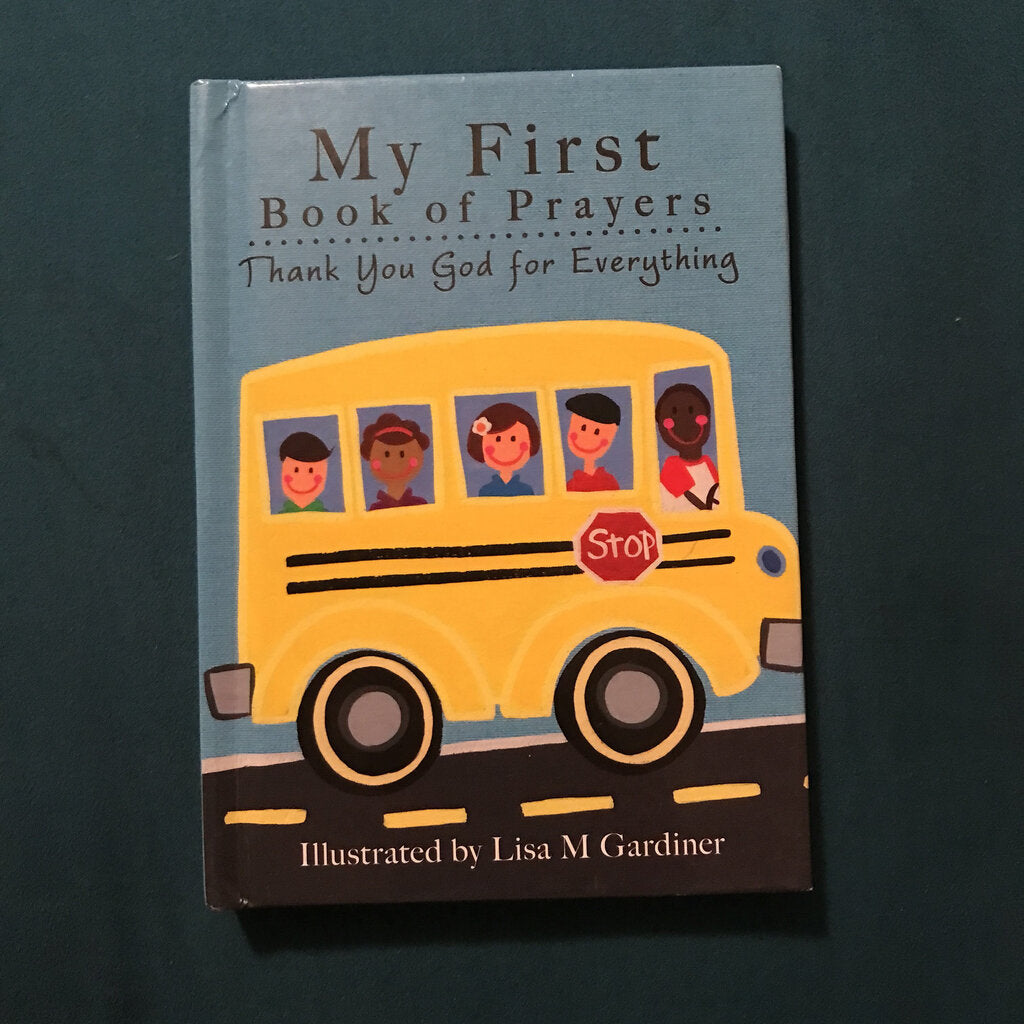 My First Book of Prayers-Religion