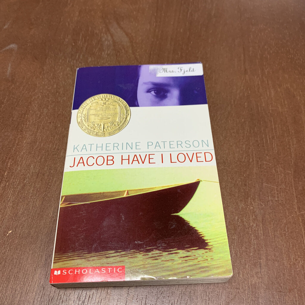 Jacob Have I Loved (Katherine Paterson) -chapter