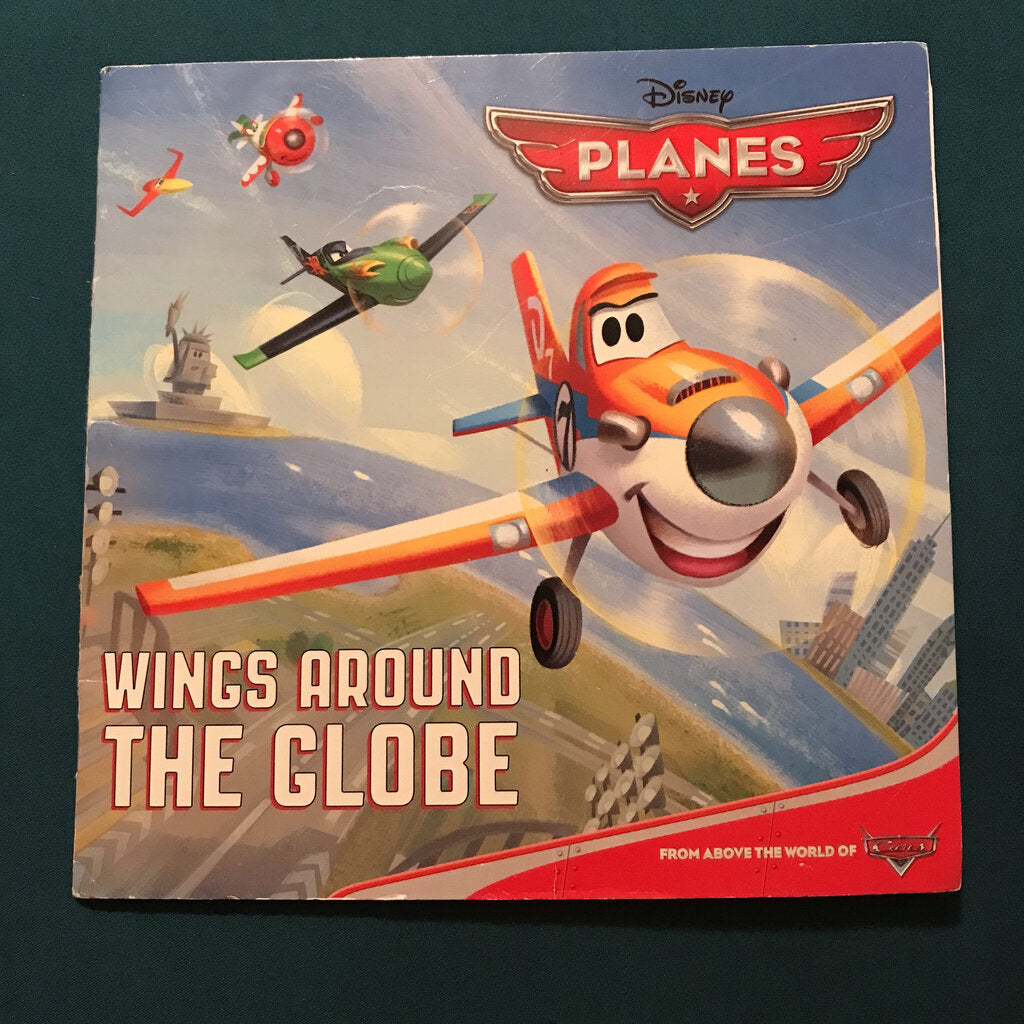 Wings Around The Globe-character