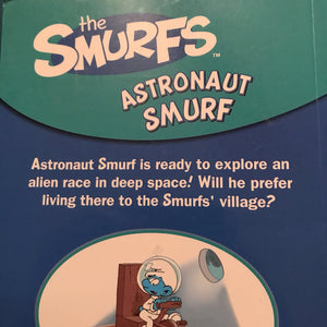 Astronaut Smurf (The Smurfs)-Character