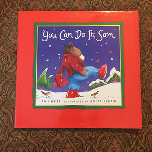 You Can Do It, Sam (Amy Hest) -hardcover