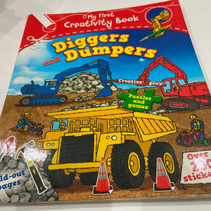 Diggers and Dumpers -activity