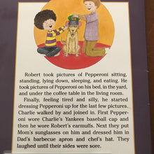 Load image into Gallery viewer, Robert and the Great Pepperoni (Barbara Seuling) -chapter