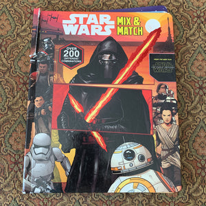 Star Wars: The Force Awakens: Mix & Match -board