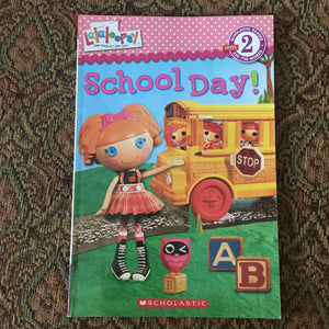School Day (Scholastic Reader Level 2) -reader