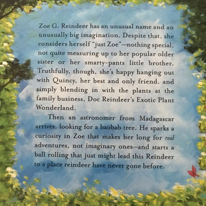 Zoe in Wonderland (Brenda Woods) -chapter