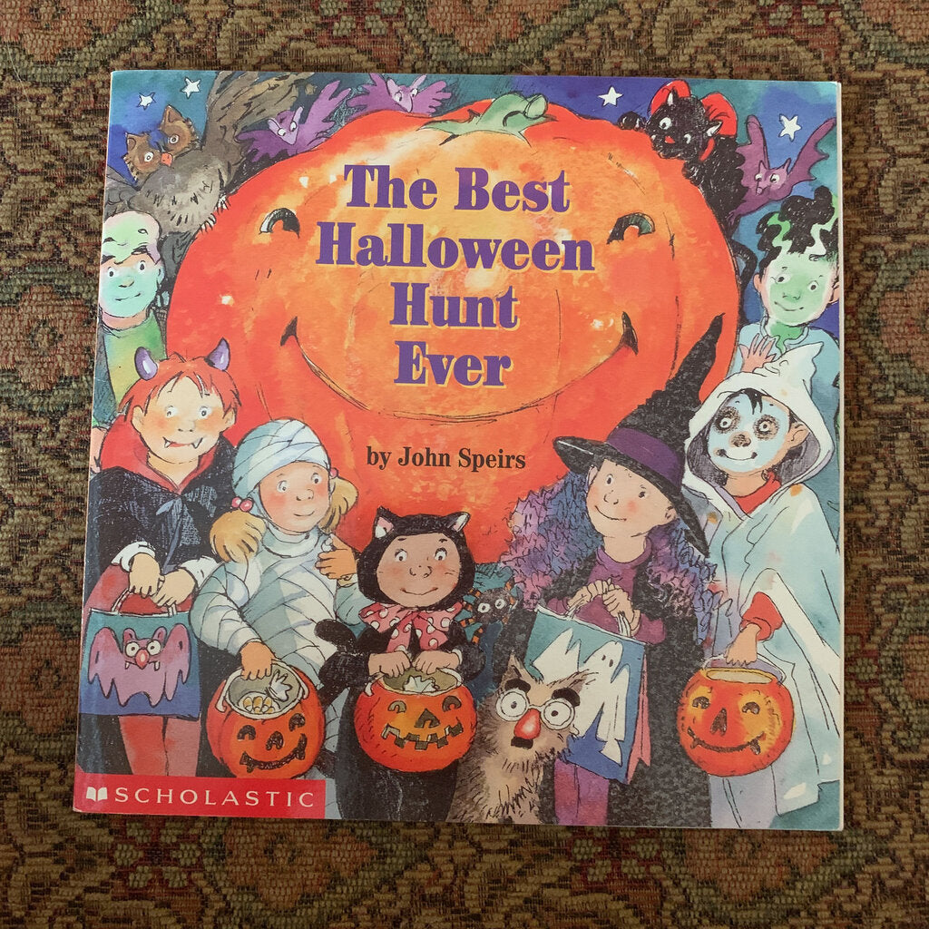The best Halloween hunt ever -Holiday