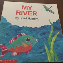 Load image into Gallery viewer, My River (Shari Halperm) -paperback