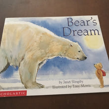 Load image into Gallery viewer, Bear's Dreams (Janet Slingsby) -paperback