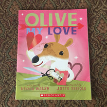 Load image into Gallery viewer, Olive My Love (Vivian Walsh) -paperback