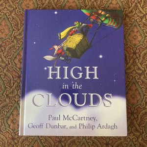 High in the Clouds (Paul McCartney) -hardcover