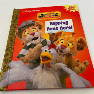 Hopping Hens Here (Golden Book) -special
