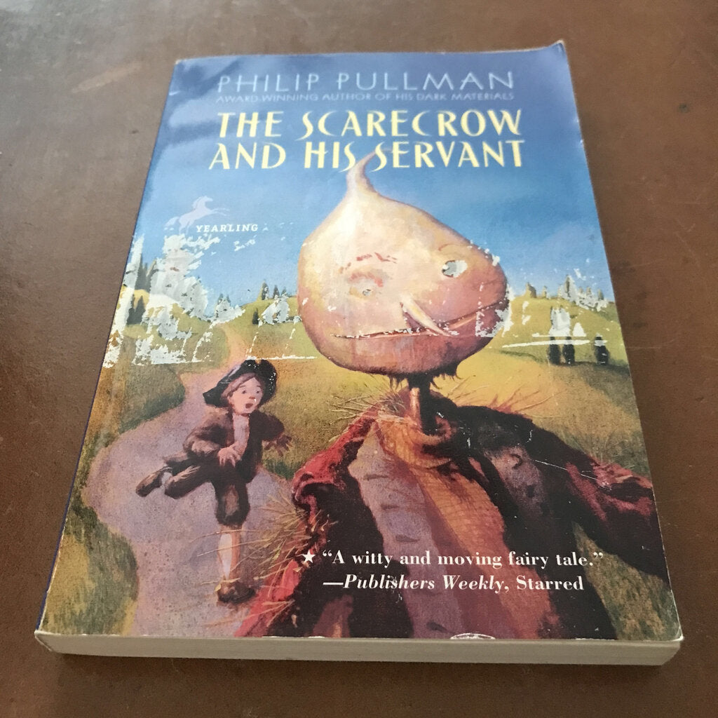 The Scarecrow and His Servant (Philip Pullman) -chapter