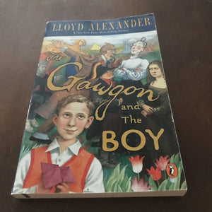 The Gawgon and the Boy (Lloyd Alexander)-chapter