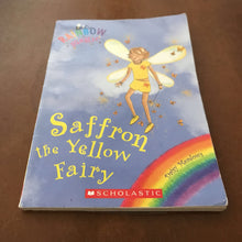 Load image into Gallery viewer, Saffron the Yellow Fairy (Rainbow Magic) (Daisy Meadows)-series